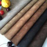 象のスエードのSynetherの革ソファーのための編む家具製造販売業ファブリック