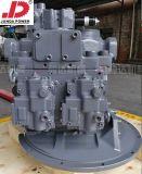 Bomba hidráulica K5V160 das peças sobresselentes das máquinas escavadoras para KAWASAKI