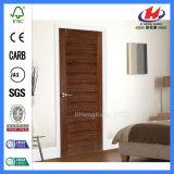 Porte affleurante en bois de placage de grande taille de nature (JHK-FC06)