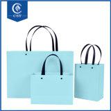 Bolso de la joyería de las bolsas del papel de Kraft del bolso de compras de la promoción