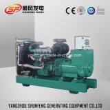 De open Diesel van de Macht 220kw Doosan van het Type 275kVA Elektrische Reeks van de Generator