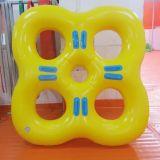 Toboggan gonfiabile dello Snowboard del cerchio del tubo del pattino dei giocattoli di sport di inverno del PVC