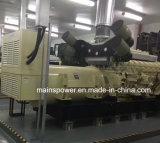 2500kVA Kohler 디젤 엔진 발전기 미츠비시 디젤 엔진 마라톤 발전기