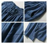 100% 순수한 모시 직물, Trouser 직물은, 직물, 의복 피복을 헐덕거린다,