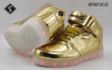 Meilleures chaussures chaudes de DEL pour les espadrilles rechargeables de garçons des filles des femmes de Mens pour des chaussures de sport