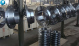 CNC 정밀도 플랜지 ANSI 150/300/600/900/1500/2500lbs에 기계로 가공 탄소 강철 올려진 마스크 미끄러짐