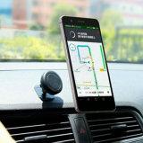 Universel neuf support magnétique de véhicule de support de téléphone cellulaire de rotation de 360 degrés