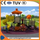 De hete OpenluchtSpeelplaats van het Vermaak van de Verkoop voor de Beroeps van het Park van de Speelplaats (week-A71111A)