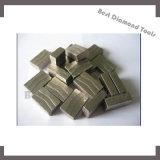 Grade d'un segment de diamant frittés pour bloc de granit Ming Outils de coupe
