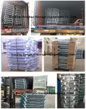 倉庫の記憶のためのFoldable及びスタック可能電流を通された金網の容器