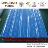 Hoja acanalada del material para techos de la anchura 840 eficaces con alto Strenth