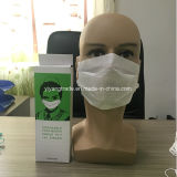 Uma vez usar máscaras de papel de madeira na área médica e alimentar