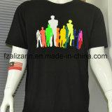 Le roulis facile d'unité centrale de T-shirt de sarclage couvre le papier de transfert thermique