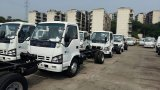 Isuzu 판매를 위한 최고 가격을%s 가진 2 5 톤 선적 600p 트럭 포좌