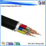 Iayjp2V XLPE изолировало обшитый PVC совмещенный Cu-Пластмассами кабель системы управления ленты экранированный индивидуалом необходимый безопасный