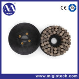 Cepillos Industriales cepillos de disco personalizado para el rebabado pulido (dB-200031)