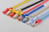 4 pares de 24AWG Cat5e UTP de la cuerda de corrección