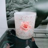 Geschenk-Kerze stellte in Luxuxkasten-Verpackung mit 5% dem weißen Jasmin gerochen ein
