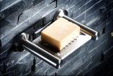 둥근 작풍 스테인리스 304의 비누 바구니 목욕 부속품