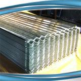 Плитки крыши металла рифленого листа конкурентоспособной цены