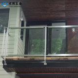 Pasamano del balcón del acero inoxidable de la alta calidad para la terraza