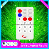 3m Adhesive를 가진 누름단추식 전쟁 LED Light Membrane Switch Keyboard Panel