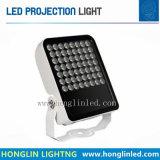 LED 40PCS를 가진 옥외 전기 스탠드 영사기 빛/스포트라이트