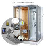Baixo equipamento pessoal do banho de vapor do quarto da sauna da pressão 3kw