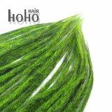 Capelli sintetici trama dei capelli di Dreadlocks del Crochet da 18 pollici con merletto