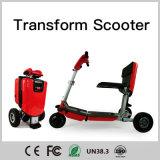方法小型スマートな折りたたみの女性のための電気移動性のスクーター