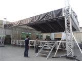 Ausstellung, die quadratischer Aluminiumbinder-Licht-Binder-Aluminiumbinder-Preis bekanntmacht