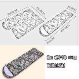 Digital-Tarnung-Umschlag-mit Kapuze Schlafsack-Wolf-Umschlag-Verdickung-Militär-Tarnung-Schlafsack