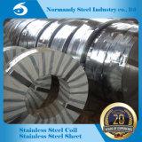 Tira do aço inoxidável de ASTM 304 no. 4 para o Kitchenware