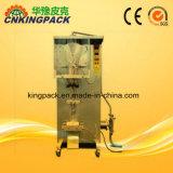 L'emballage de liquides d'étanchéité de la machine de remplissage