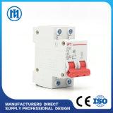 小型電気ミニチュアDCの回路ブレーカ32 AMP 63 AMP MCB 1000V L7-63 6A 10A 16A 20A 25A 32A 40A 50A 63A 2017年