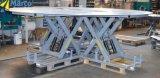 Marco Rundschreiben 4 Scissor Aufzug-Tisch-Stadiums-Plattform für Szenen-Leistungen