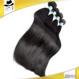 O cabelo brasileiro da alta qualidade pode ser cor
