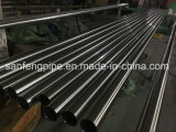 Wenzhou Top 3 Factory decoración soldar ASTM 304 tubos de acero inoxidable