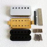 Coperchio ed AlNiCo d'ottone del piatto base 2 kit della raccolta della chitarra del Lp