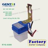 A melhor qualidade IP44 barato Waterproof o interruptor do sensor da fotocélula 10A (RYG-AS06)