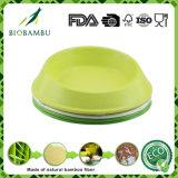 Cuvette en bambou populaire de /Drinking d'aliments pour chats de fibre (YK-P6008)