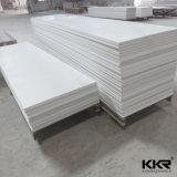 Строительный материал белое акриловое каменное искусственное твердое поверхностное Corian
