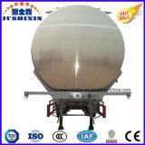 42, 000L de réservoir de stockage de pétrole remorque en aluminium semi