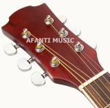 """Guitare acoustique du Basswood 41 de musique d'Afanti """" (AAG-119)"""