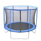 Riesige Trampoline mit 8 Fuß und Sicherheits-Gehäuse-und Strichleiter-Sprung-Bett