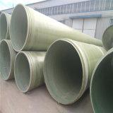 Pipe de la pipe GRP d'Undergurond FRP pour l'eau ou le pétrole