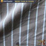 중국 도매 재고 직물 털실에 의하여 염색되는 직물 병상 장 직물