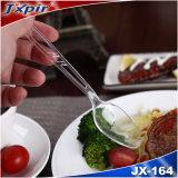 Approvisionnements transparents réglés d'usager de vaisselle de catégorie comestible de couverts remplaçables