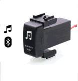 El panel del módulo del adaptador de la música de Bluetooth para Mitsubishi, Asx, lancero, Outlander, Pajero, Fortis