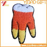O bordado feito sob encomenda de Chenile remenda o bordado da roupa do inverno da alta qualidade (YB-CH-432)